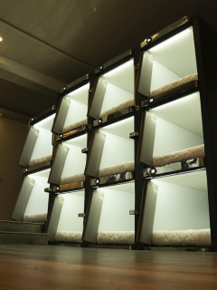 El Caps Future Rooms es el  primer hotel cápsula en Colombia