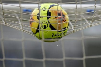 Imagen de un balón, que ilustra información sobre ingresos de equipos de fútbol en Colombia