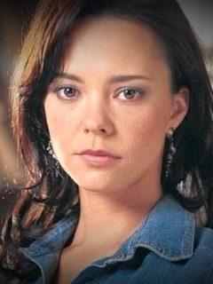 Natasha Klauss, que hizo de Sarita Elizondo en 'Pasión de gavilanes', novela de que quitaron escena de cachetada a Fernando Escandón.