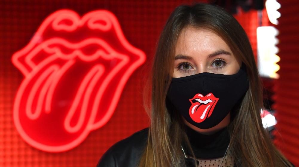 Fotos de la tienda de los Rolling Stones en Londres 3.