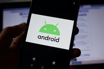 Logotipo de Android, sistema operativo que ya cuenta con la versión 11