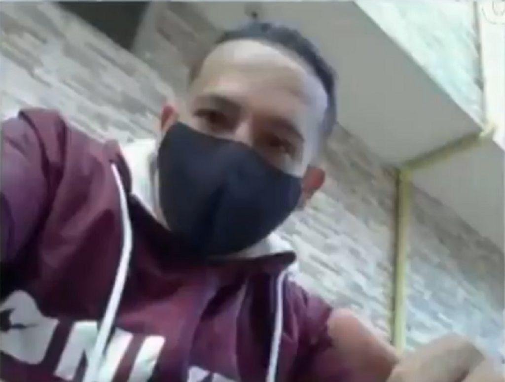 Captura de pantalla de video de Citytv