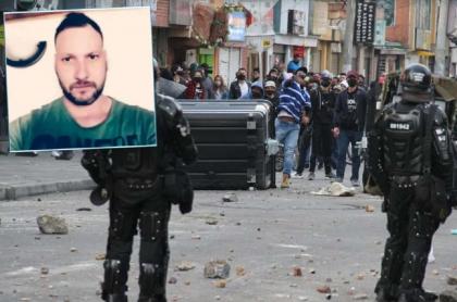 La muerte de Javier Ordóñez desató protestas y vandalismo en varios CAI de Bogotá