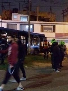 Bus del SITP atropelló y mató a una mujer sobre la Avenida Ciudad de Cali, en la localidad de Suba