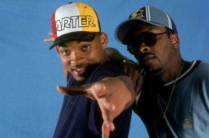 Will Smith y Dj Jazzy Jeff, en los años de 'El príncipe del rap', serie que prepara un especial 30 años después de su estreno.