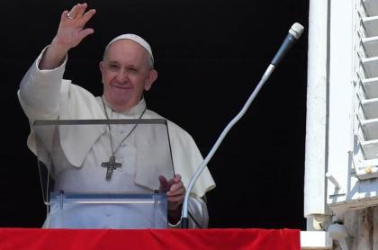 Papa Francisco, quien habló de los placeres sexuales y culinarios