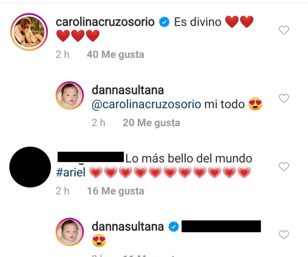 Instagram @dannasultana