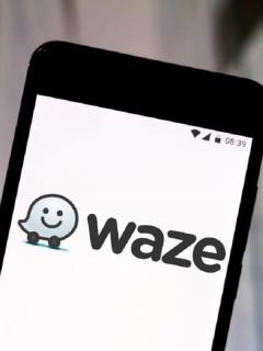 La aplicación de tráfico Waze anunció el despido del 5 % de su personal en el mundo y el cierre de sus oficinas en varios países. Imagen de referencia de Waze.