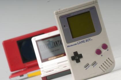 Game Boy de Nintendo, consola cuyos juegos terminados, pero no publicados se filtraron por redes sociales
