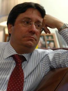 Pacho Santos, embajador de Colombia en Washington.
