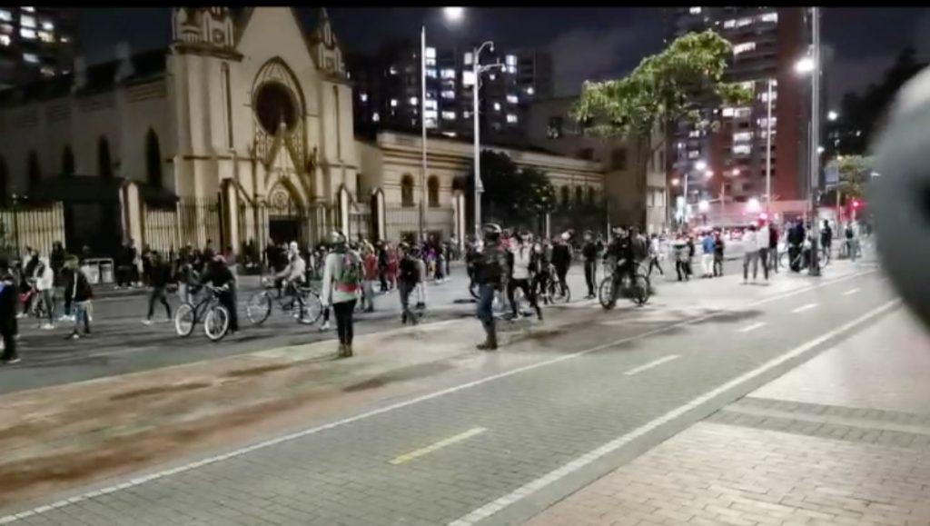 EN VIVO: protestas y disturbios hoy en Bogotá, minuto a minuto