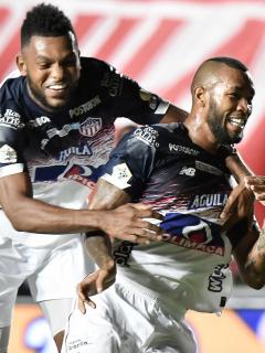 América 0-2 Junior  en partido de vuelta de la Superliga