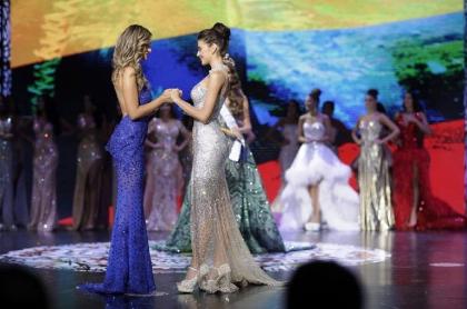 Coronación de Miss Colombia en el Concurso Nacional de la Bellea del 2019
