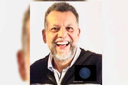Alberto Linero, locutor de Blu Radio que respondió a trino sobre la frecuencia de sus relaciones sexuales.
