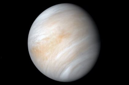 Hallan posibles indicios de vida en Venus,que es elplaneta más cercano a la Tierra.
