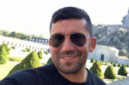 Jorge Ignacio Palma, colombiano acusado de asesinar a tres mujeres en España.