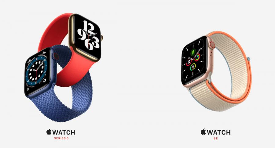 Nuevos Apple Watch Series 6 y Apple Watch SE, presentados en el evento 'El tiempo vuela' de Apple