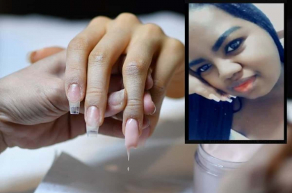 Elizabeth Mosquera, la joven manicurista que denuncia racismo de mujer en Medellín
