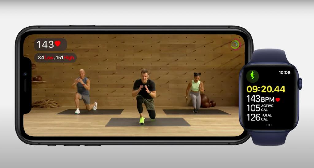 Captura de pantalla de YouTube: Apple
