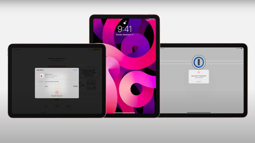 Productos que presentó Apple en su evento de hoy