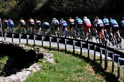 Etapa 17 del Tour de Francia, clasificación general