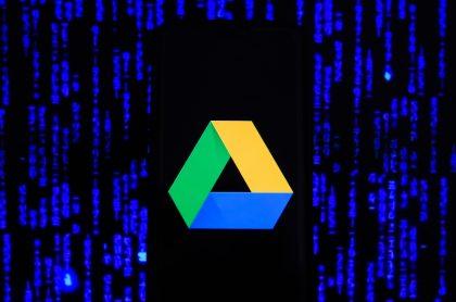 Logotipo de Google Drive, plataforma que borrará los archivos de la papelera a los 30 días