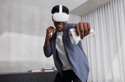 Facebook presentó Oculus Quest 2 en su evento de hoy
