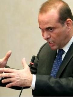 Salvatore Mancuso, en 2006, exjefe paramilitar que vincula a Uribe y a otros políticos con grupos paramilitares
