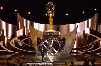 Jimmy Kimmel en los Emmys 2016, premios que volverá a presentar este 2020.