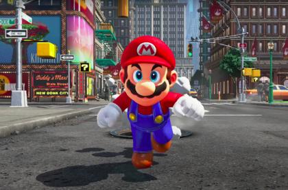 Tráiler del juego Super Mario Odyssey, cuyo personaje Mario Bros. tendrá una película en 2022