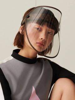 Máscara protectora de Louis Vuitton de casi 1.000 dólares