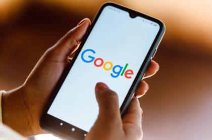 Logotipo de Google, empresa que ofrecerá cursos gratuitos para pymes
