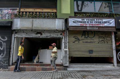 Negocios cerrados en Bogotá: la Cámara de Comercio de Bogotá anunció que se crearon 17.000 empresas durante la cuarentena en la capital del país.