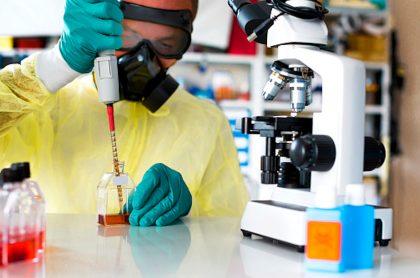Biofarmacéutica china.