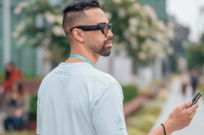 Gafas de realidad aumentada que lanzará Facebook en 2021