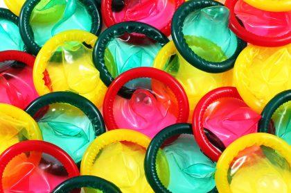Imagen ilustrativa de condones, a propósito de la petición del Acueducto para no arrojarlos al inodoro.