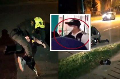 Video de sometimiento de Javier Ordóñez: uno de los patrulleros se habría intentado suicidar en el búnker de la Fiscalía.