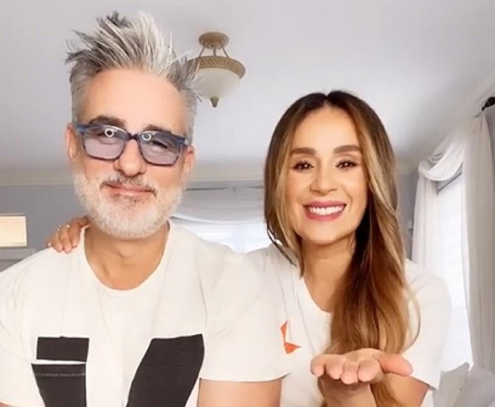 Miguel Varoni y Catherine Siachoque se conocieron en 1997 el set de la telenovela 'Las juanas' (RCN TV) y se casaron en 1999.