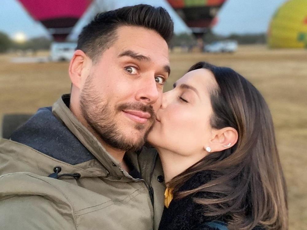El romance de Sebastián Caicedo y Carmen Villalobos comenzó en 2007, en medio del rodaje de la telenovela 'Nadie es eterno en el mundo' (Caracol TV).