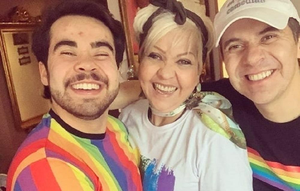 Fabiola Posada y Nelson Polanía se conocieron en 1996 en Sábados Felices (Caracol TV), comenzaron su relación en 1997 y se casaron por la iglesia en 2016.