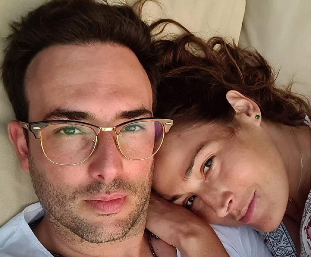 El amor de Sebastián Martínez y Kathy Sáenz comenzó en 2005 cuando el romance de 'Nacho' Bueno y Jimena Guerrero en 'Juegos Prohibidos' (RCN TV) saltó de la ficción a la realidad.
