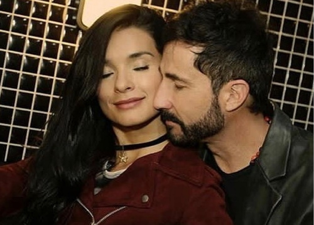 Paola Rey y Juan Carlos Vargas iniciaron su relación en 2007 durante las grabaciones de la telenovela 'Montecristo' (Caracol TV), en la cual eran protagonistas.