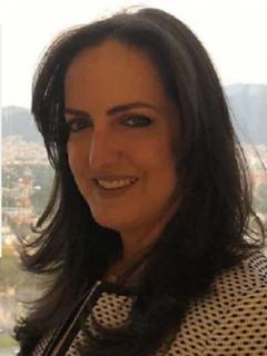 William Rivera discute en CAI de El Codito, Bogotá, con María Fernanda Cabal / María Fernanda Cabal, senadora a quien líder social responsabilizó por su vida.