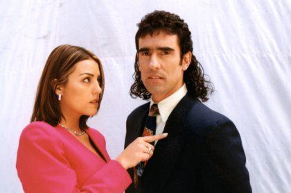 Sandra Reyes y Miguel Varoni, actores de 'Pedro, el escamoso', cómo lucen y qué hacen hoy.