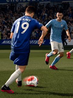 FIFA 21, juego que saldrá a la venta en octubre