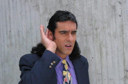 Miguel Varoni, cuando hacía de 'Pedro, el escamoso' y quien volvió a bailar 'El Pirulino'.