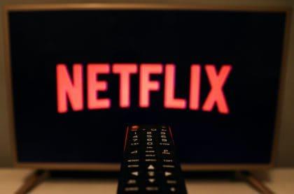 Logotipo de Netflix, servicio de 'streaming' que tendrá estrenos de series y películas en octubre de 2020