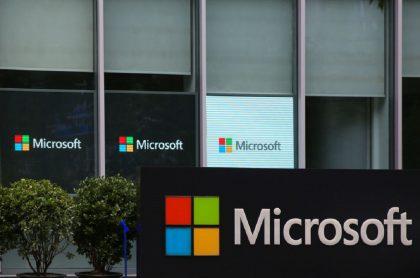 Edificio de Microsoft: la empresa anunció que lanzará Microsoft Office para Windows y macOS perpetua.