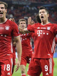 Bayern Múnich, campeón de a Supercopa de Europa