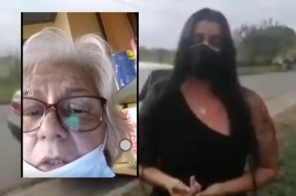 La madre de Juliana Giraldo, asesinada por el Ejército en el Cauca, pide ayuda para volver al país a despedir a su hija.